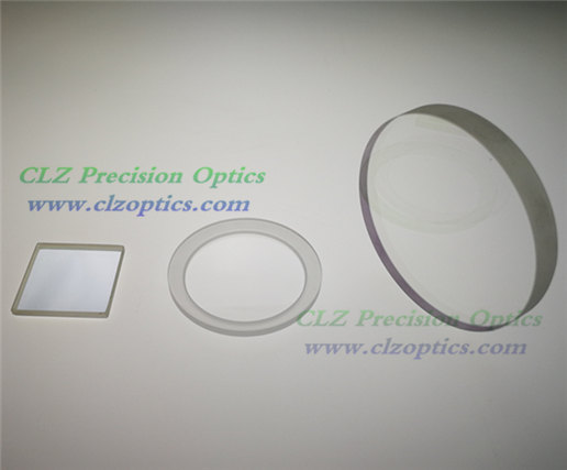BK7 Precision Windows, 75mm Dia, 8mm Thick, 1/4 wave, Ravg≤0.5% @ 450-900nm