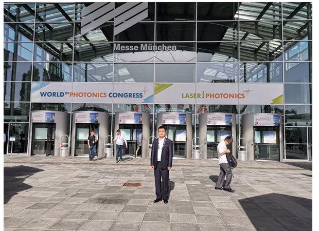 LASER WORLD OF PHOTONICS München 2019